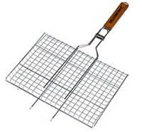 Решетка для барбекю 44*25 см