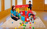 Игровой центр Паровоз Fisher Price с 25 шариками, от 2х лет 93503, фото 3