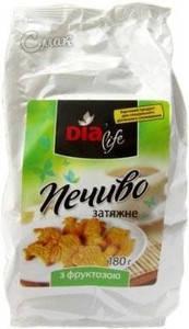 Печенье Dia Life Затяжное на фруктозе, 180г, фото 2