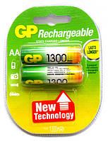 Аккумулятор GP Rechargeable R6 1300 mAh Ni-MH