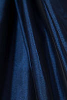 Тюль  муар ,  высота  2.8 м,  Турция , цвет синий