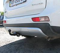 Фаркоп на Mitsubishi Outlander (с 2012--) Митсубиси Аутлендер