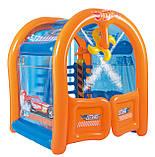 Игровой центр Автомойка Hot Wheels с брызгалкой , 93406, фото 3