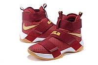 Кроссовки Баскетбольные Nike Lebron Soldier 10