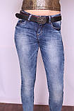 Джинсы женские зауженные Cudi (код SH9008), фото 5