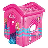 Игровой надувной домик Barbie(Барби), от 3-6 лет 93208