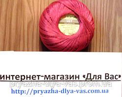 100% мерсеризованный хлопок (50г/ 225м)Yarnart Lily 0075