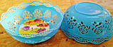 Фруктовница - конфетница, d - 180мм, h - 80мм. Пластик., фото 2