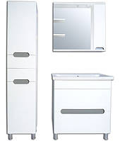 Комплект мебели для ванной Темза 80 Z2П