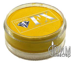 Аквагрим Diamond FX основной Жёлтый 90 g, фото 2