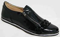 Туфли кожаные женские большие размеры, женская обувь большие размеры от производителя МИ5248-5, фото 1