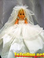 Свадебная кукла на капот автомобиля (135)