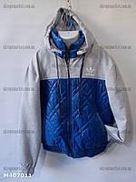"""Куртка на мальчика (8-13 лет) демисезонная """"General"""" LM-833"""