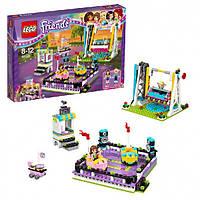 Lego  лего Friends Парк развлечений Автодром 41133