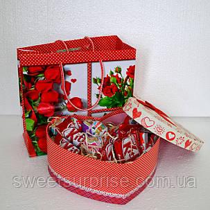 Подарочная коробка для любимой на День Святого Валентина, фото 2