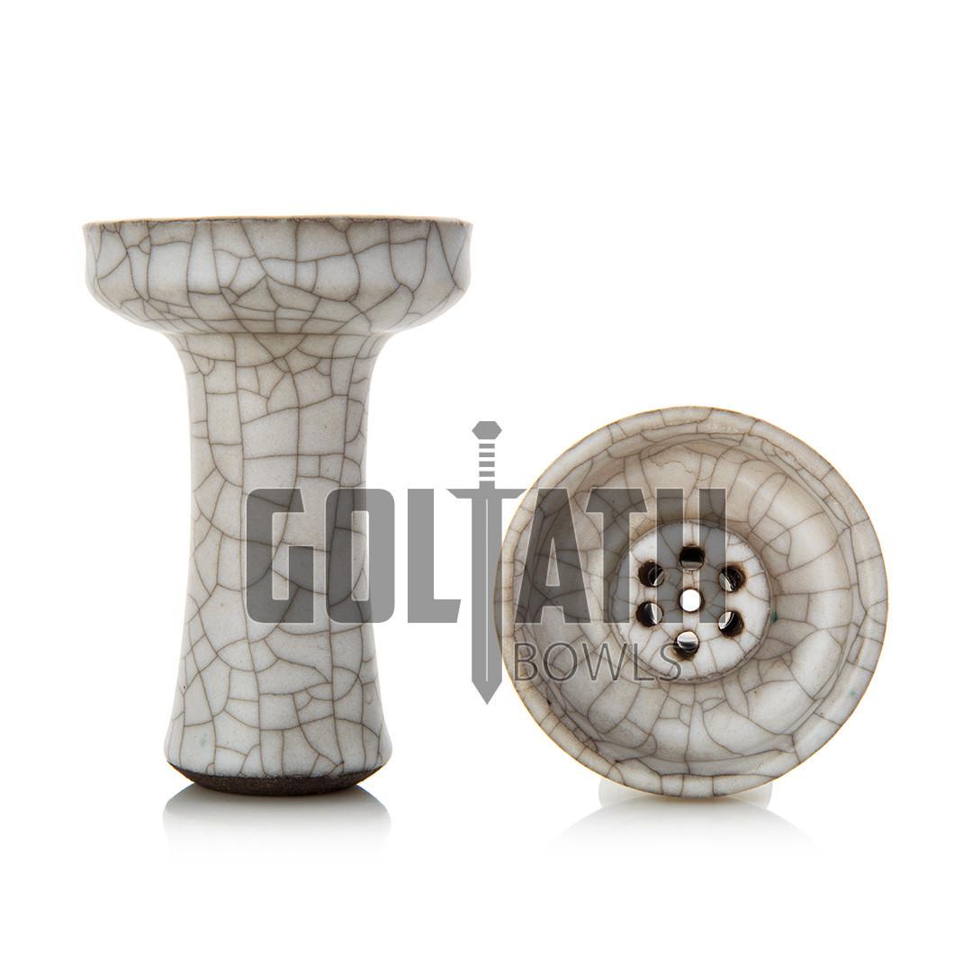 Чаша Goliath Bowl Space Cloud, Marble
