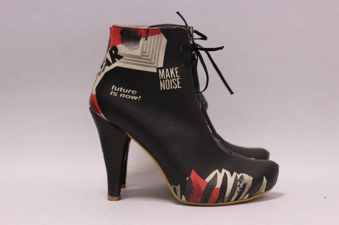 Женские ботильоны DOGO Shoes 37р.