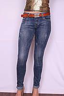 Узкие джинсы женские CUDI (код SH9005)