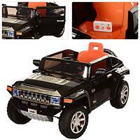 Детский электромобиль Hummer M 2798: 90W, 8 км/ч, EVA, 2.4G -Черный- купить оптом, фото 1