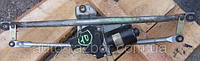 Моторчик стеклоочистителя + трапеция дворниковAudi (Ауди)A41995-2001 (А-6  1997-2004)