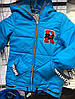 Детская куртка ветровка для девочки оптом 5-9 лет