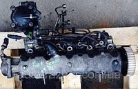 Головка блока цилиндров в сборе с форсунками Fiat Scudo 1.9tdi  1997-2003  Peugeot Expert