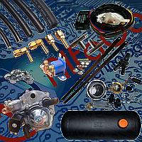 Комплект ГБО 2 Tomasetto для карбюраторных автомобилей
