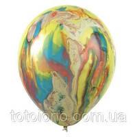 7 дюймов/18 см Многоцветные шары