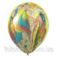 9 дюймов/23 см Многоцветные шары