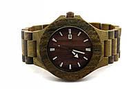 Деревянные наручные часы Haki