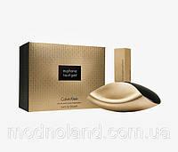 Женская парфюмированная вода Calvin Klein Euphoria Liquid Gold 100 ml (Кляйн Эйфория Жидкое Золото)