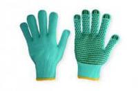 Перчатка рабочая синтетика с покрытием пвх