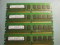 Модуль памяти DDR2 1Gb PC2-6400E 800MHz Оригинал ECC Samsung Hynix Nanya
