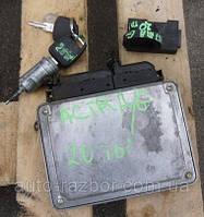 Блок управления двигателем, ключ зажигания (Электрооборудование)Opel (Опель)Astra G 2.0tdi (Астра)1998-2005