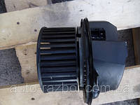 Моторчик печки в сборе + резистор печкиVW Volkswagen (ФольксВаген)Golf 5 2005-2008( A3)