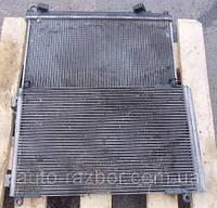 Радиатор в сборе (кондиц+основн)Peugeot (Пежо)206 1.6 hdi1998-2005