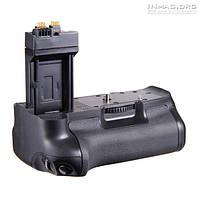Батарейный блок BG-E8 для Canon 550D, 600D, 650D, 700D + ДУ Canon RC-6., фото 1