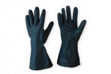 Перчатки рабочие КЩС кислотно - щелочная  повышенной плотности