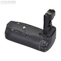Батарейный блок BG-E9 для Canon 60D + ДУ Canon RC-6.