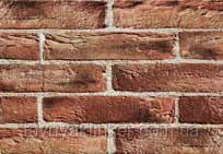 """Цегла клінкерна ручного формування """"Selmo"""" (rustic) Montenapoleone Bruciato"""