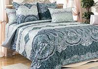 Комплект двухспальный постельного белья с европростыней