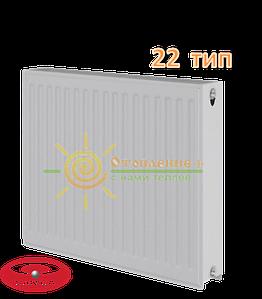 Радиатор стальной Sanica 22 тип 300х400
