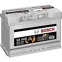 Аккумулятор Bosch 6 СТ-70-R S5 Silver Plus 0092S5A080