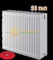 Радиатор стальной Sanica 33 тип 500х400