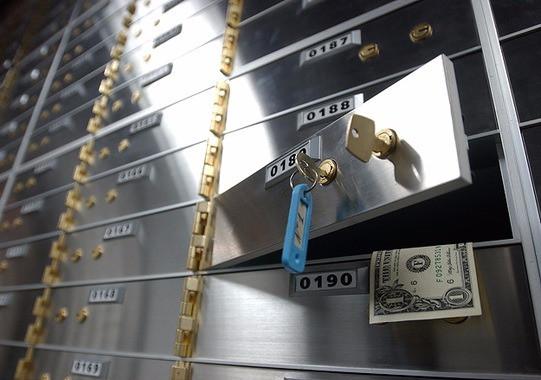 Банковские ячейки