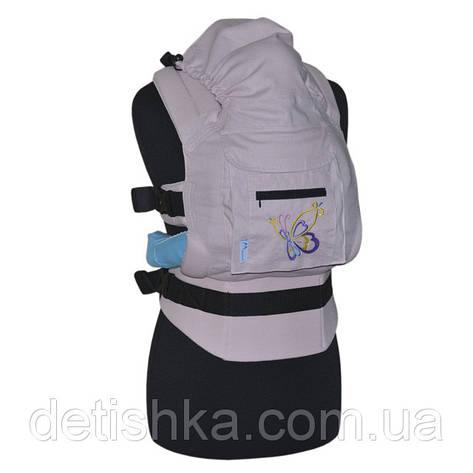 Эргономичный рюкзак Бабочка, фото 2