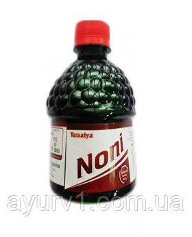 Сок нони / Noni, Vatsya / 400 ml