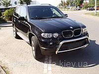 Кенгурятник на BMW X5