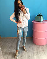 Рубашка женская белая на кнопках CHANEL,магазин одежды