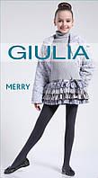 """Теплые махровые колготки ТМ """"GIULIA"""" модель MERRY 250, разные цвета"""
